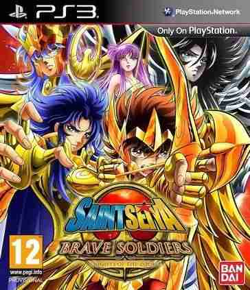Descargar Saint Seiya Brave Soldiers [MULTI][Region Free][FW 4.4x][DUPLEX] por Torrent